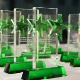 ANA 10Th Anniversary Dinner Fitness Idol Award